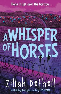 Cover for A Whisper of Horses by Zillah Bethell