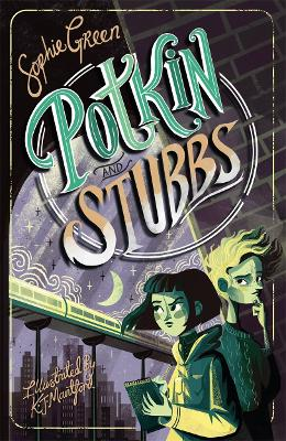 Cover for Potkin and Stubbs by Sophie Green