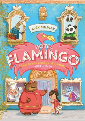 Cover for Hotel Flamingo by Alex Milway
