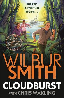 Cover for Cloudburst by Wilbur Smith