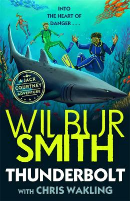 Cover for Thunderbolt by Wilbur Smith