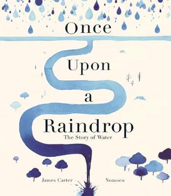 Cover for Once Upon a Raindrop by James Carter