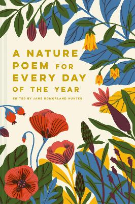 Cover for A Nature Poem for Every Day of the Year by Jane McMorland Hunter