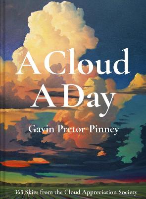 Cover for A Cloud A Day by Gavin Pretor-Pinney
