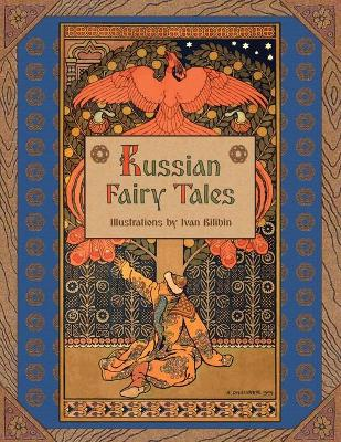 Cover for Russian Fairy Tales by Alexander Afanasyev