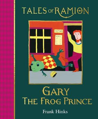 Cover for Gary the Frog Prince by Frank Hinks