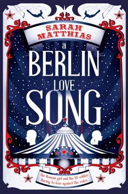 Cover for A Berlin Love Song by Sarah Matthias