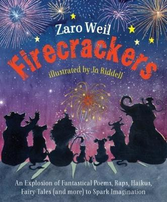 Cover for Firecrackers by Zaro Weil