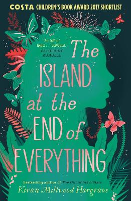 Cover for The Island at the End of Everything by Kiran Millwood Hargrave