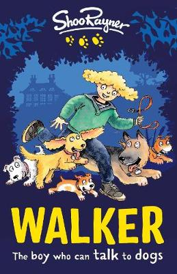 Cover for Walker by Shoo Rayner