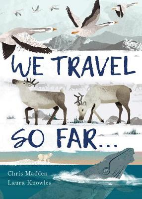 Cover for We Travel So Far by Laura Knowles