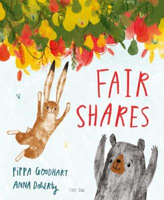 Cover for Fair Shares by Pippa Goodhart