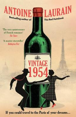 Cover for Vintage 1954 by Antoine Laurain