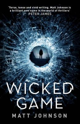 Cover for Wicked Game by Matt Johnson