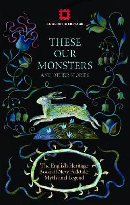 Cover for These Our Monsters by Various
