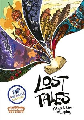 Cover for Lost Tales by Adam Murphy