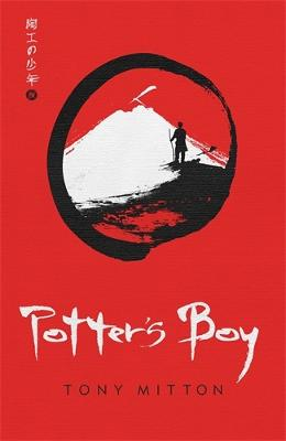 Cover for Potter's Boy by Tony Mitton
