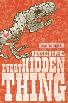 Cover for Every Hidden Thing by Kenneth Oppel