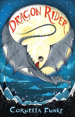Cover for Dragon Rider by Cornelia Funke