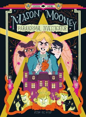 Mason Mooney Paranormal Investigator