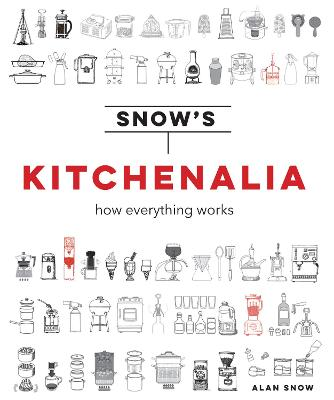 Cover for Snow's Kitchenalia by Alan Snow