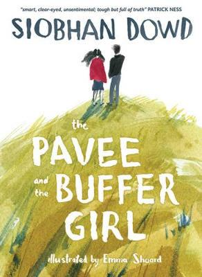 Cover for The Pavee and the Buffer Girl by Siobhan Dowd
