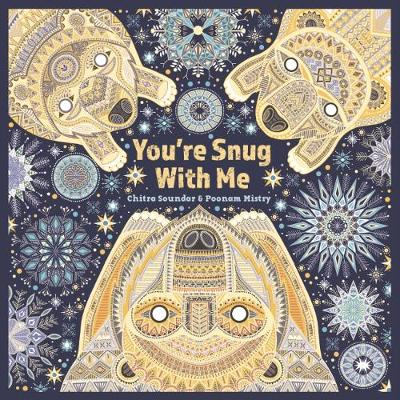 Cover for You're Snug with Me by Chitra Soundar