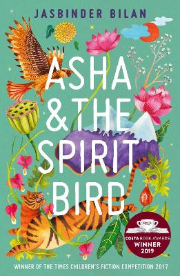 Cover for Asha & the Spirit Bird by Jasbinder Bilan