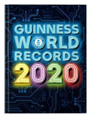Cover for Guinness World Records 2020 by Guinness World Records