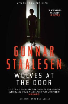 Cover for Wolves at the Door by Gunnar Staalesen