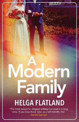 Cover for A Modern Family by Helga Flatland