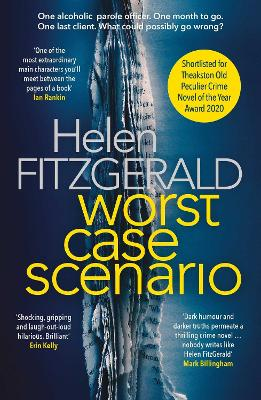 Cover for Worst Case Scenario by Helen FitzGerald