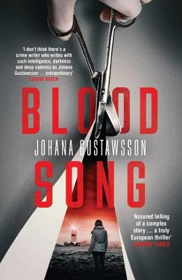 Cover for Blood Song by Johana Gustawsson