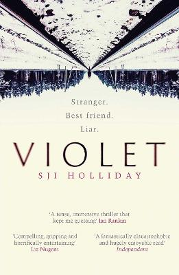 Cover for Violet by SJI Holliday