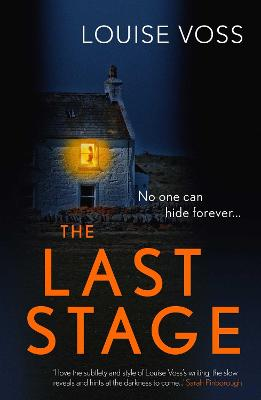 Cover for The Last Stage by Louise Voss