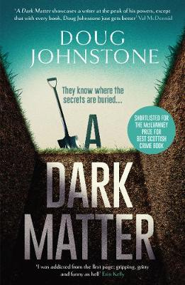 Cover for A Dark Matter by Doug Johnstone