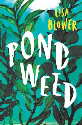 Cover for Pondweed by Lisa Blower