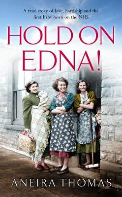 Cover for Hold On Edna! by Aneira Thomas
