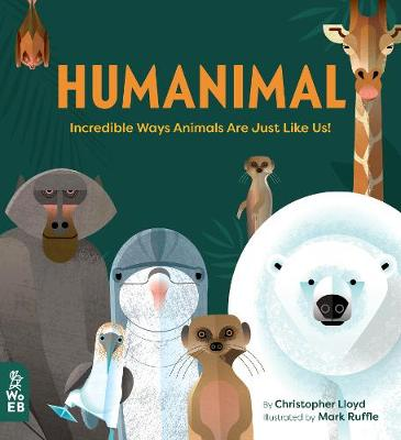 Cover for Humanimal by Christopher Lloyd