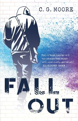 Cover for Fall Out by C. G. Moore