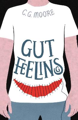 Gut Feelings  by C. G. Moore Book Cover