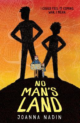 Cover for No Man's Land by Joanna Nadin