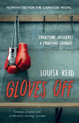 Gloves Off by Louisa Reid Book Cover