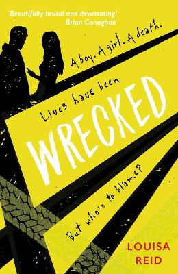 Cover for Wrecked by Louisa Reid