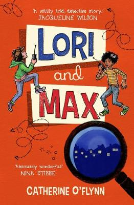 Cover for Lori and Max by Catherine O'Flynn