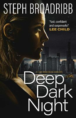 Book Cover for Deep Dark Night by Steph Broadribb