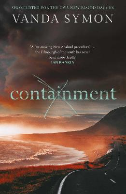 Cover for Containment by Vanda Symon