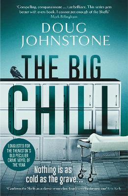 Cover for The Big Chill by Doug Johnstone