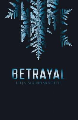 Cover for Betrayal by Lilja Sigurdardottir
