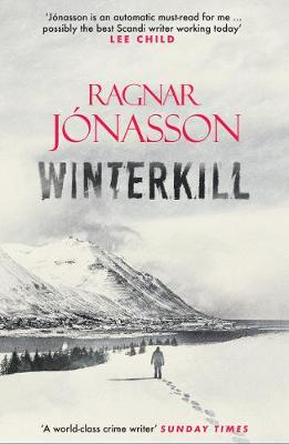 Cover for Winterkill by Ragnar Jonasson